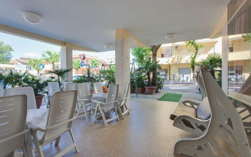 HOTEL  VILLA PARIS ESTERNO - VILLA PARIS GIARDINO